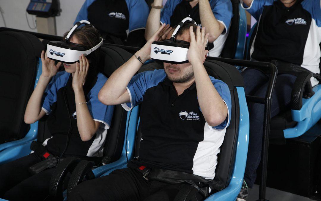 Chega a Curitiba mais completa experiência de Realidade Virtual da América da Latina