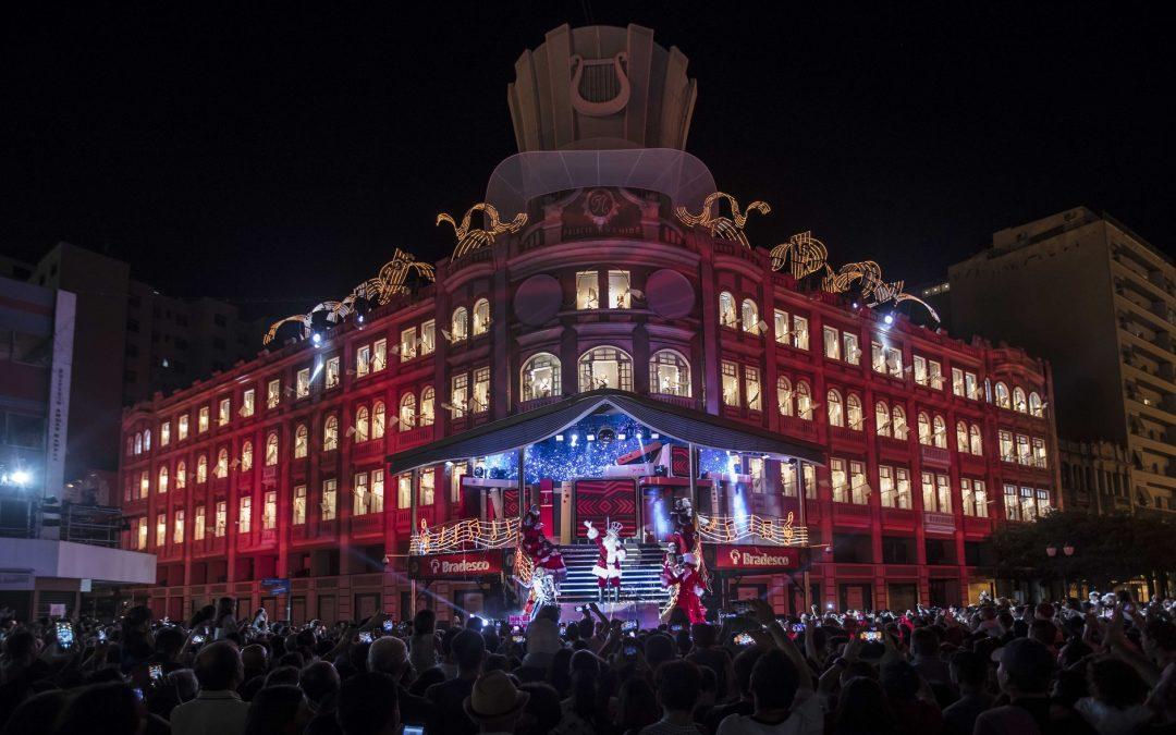 Natal Bradesco celebra o universo mágico das crianças