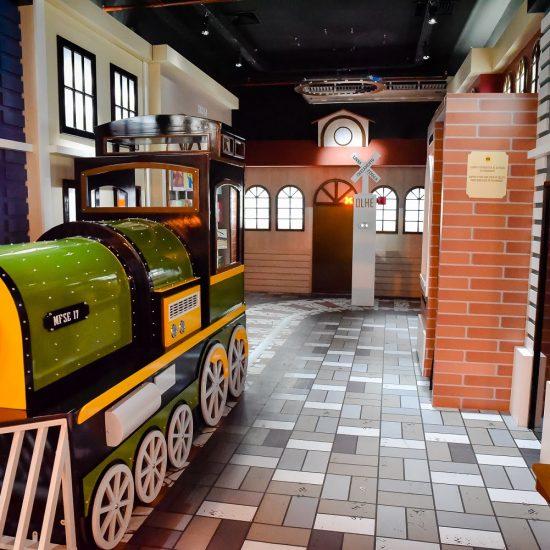 Mini Ferroviário
