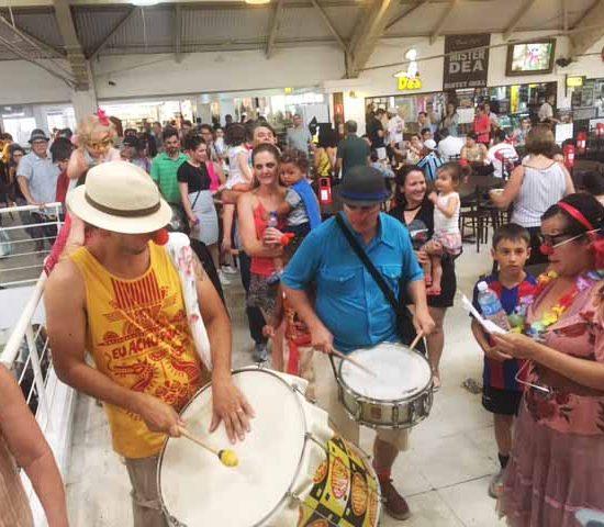 Bailinho de Carnaval Mercado Municipal5