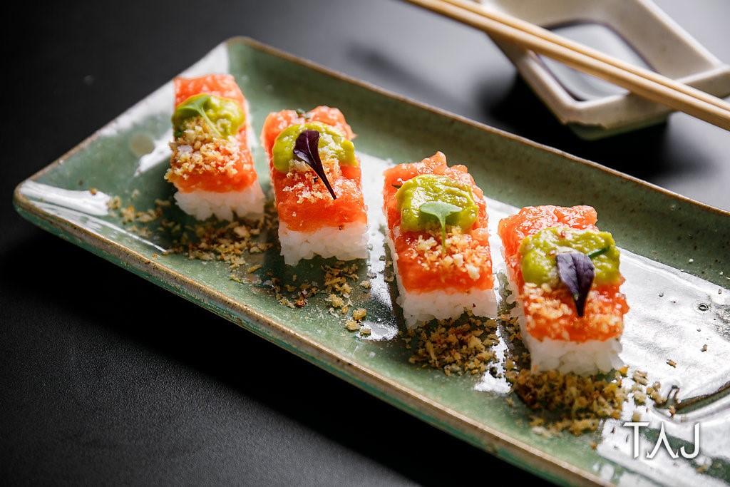 taj sushi