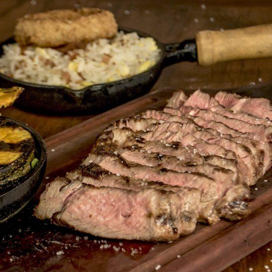 OX Steakhouse - butter steak - foto Munir Bucair Filho