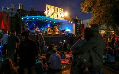 Blues, gastronomia e atividades para a família no Curitiba Blues Festival