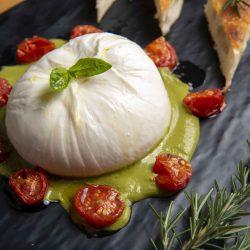 Mozzarelart Burrata