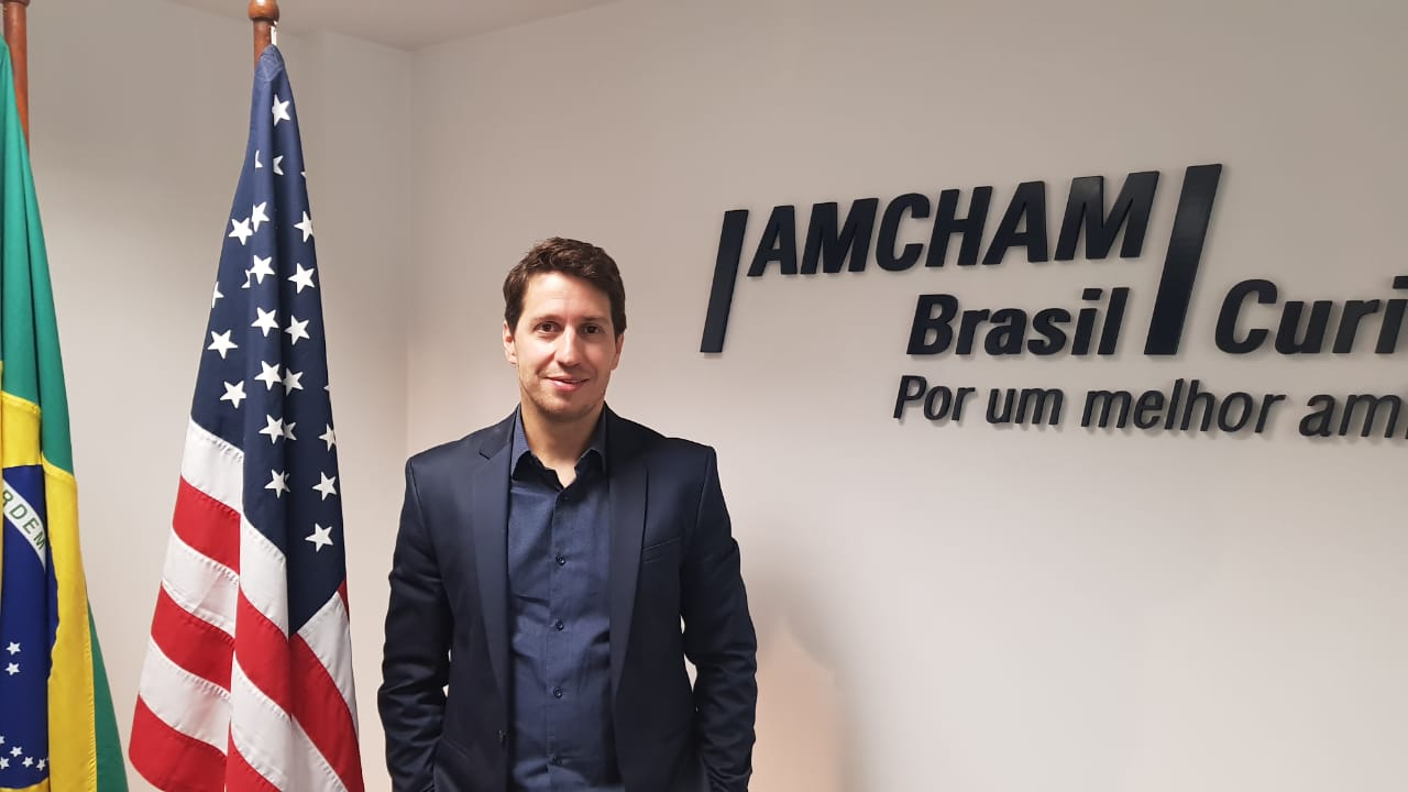 Ronaldo Amorim - Amcham Curitiba