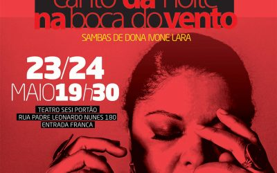 Fabiana Cozza canta Dona Ivone Lara em show gratuito