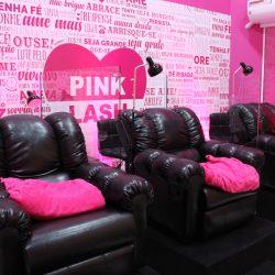 pink lash