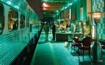 Original Munich realiza jantar dentro de vagão de trem nesta quinta-feira (23)