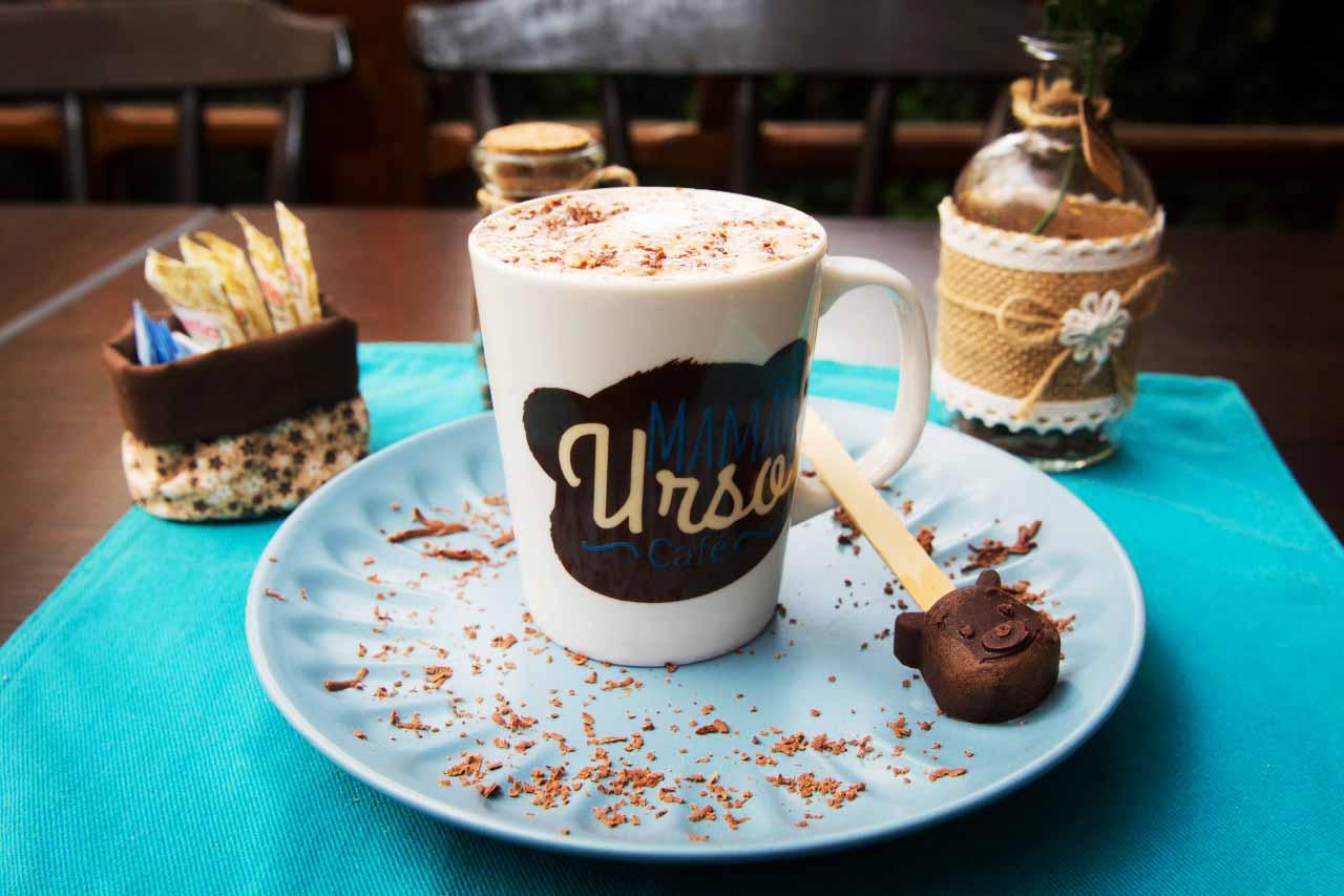 Mamae Urso Café - café