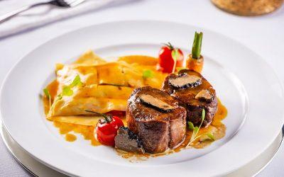 Restaurante Terrazza 40 apresenta novo menu