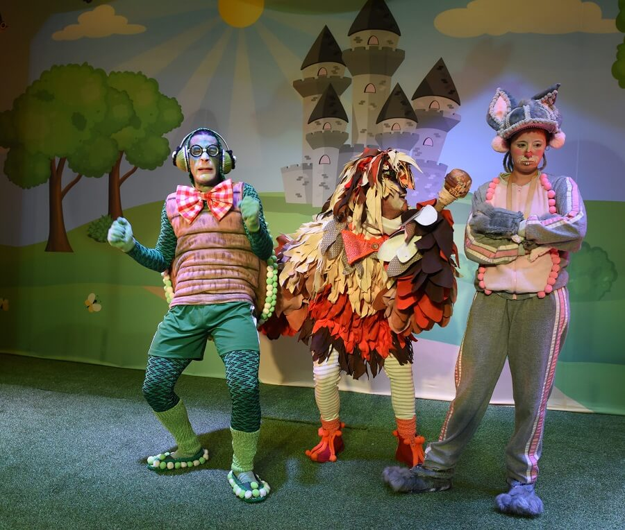 Teatro do Clubinho - A Tartaruga e a Lebre 2019 - a (1)