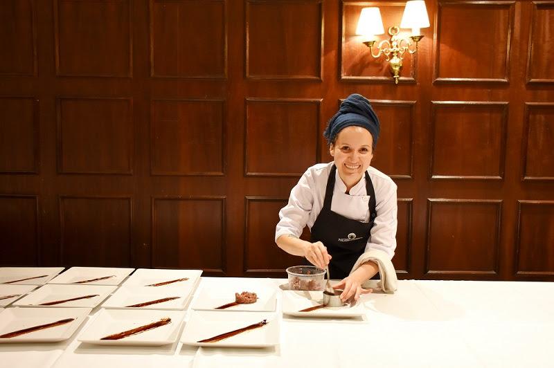 Renata Abreu chef