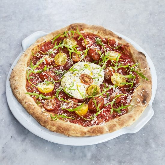 Pizza_burrata