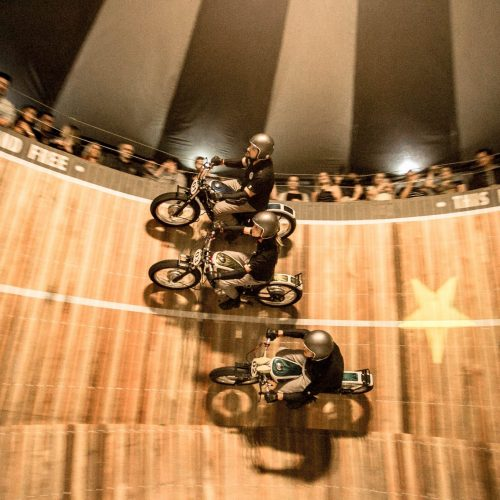 BMS Motorcycle ©2017 Ebraim Martini