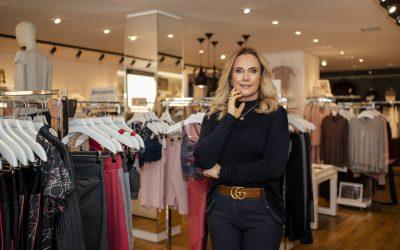 Daniela Tombini inaugura segunda loja em Curitiba