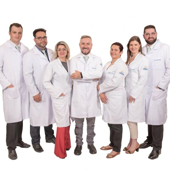 Equipe Escola de Saúde Uninter