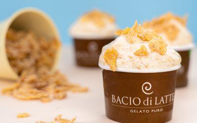 Bacio di Latte seleciona ingredientes que remetem a momentos gostosos da infância