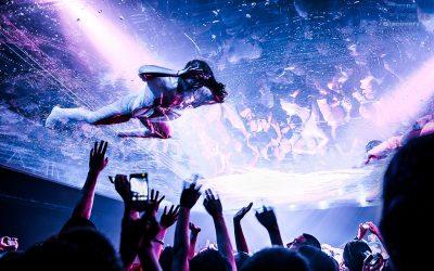 Fuerza Bruta e Warung Beach Club anunciam DJ Night em Curitiba
