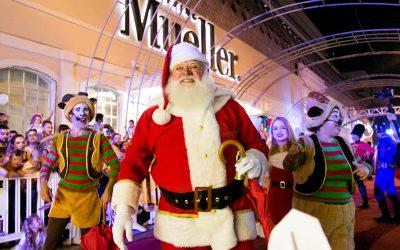 Natal em Curitiba, confira todas as atrações que a cidade oferece