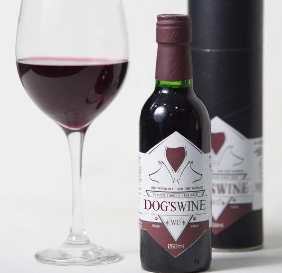Dogs Wine