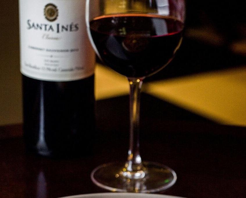 Open bar de vinho