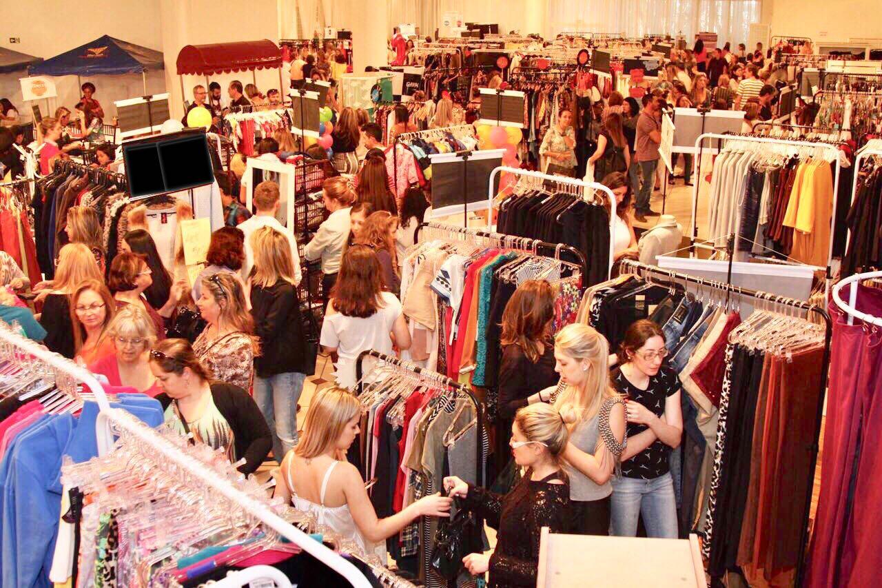 Bazar Moda do Bem chega a 11ª edição