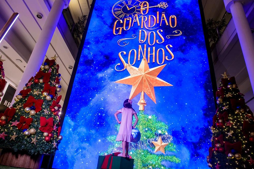 Telão de Led_Espetáculo Shopping Curitiba