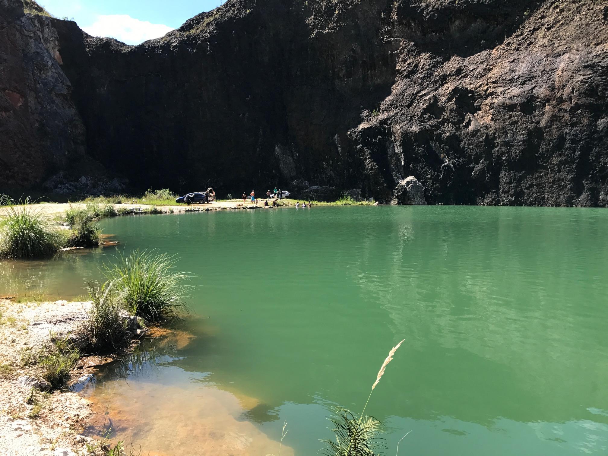 Lagoa Azul Campo Magro