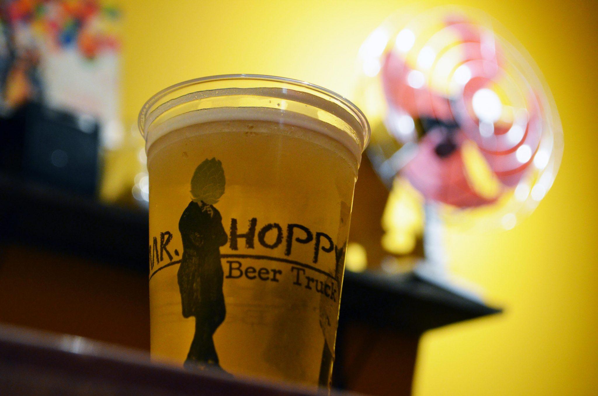 Mr Hoppy - Chope
