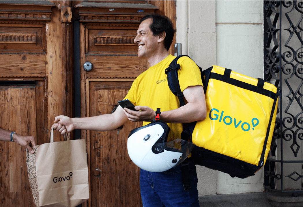 glovo app entrega