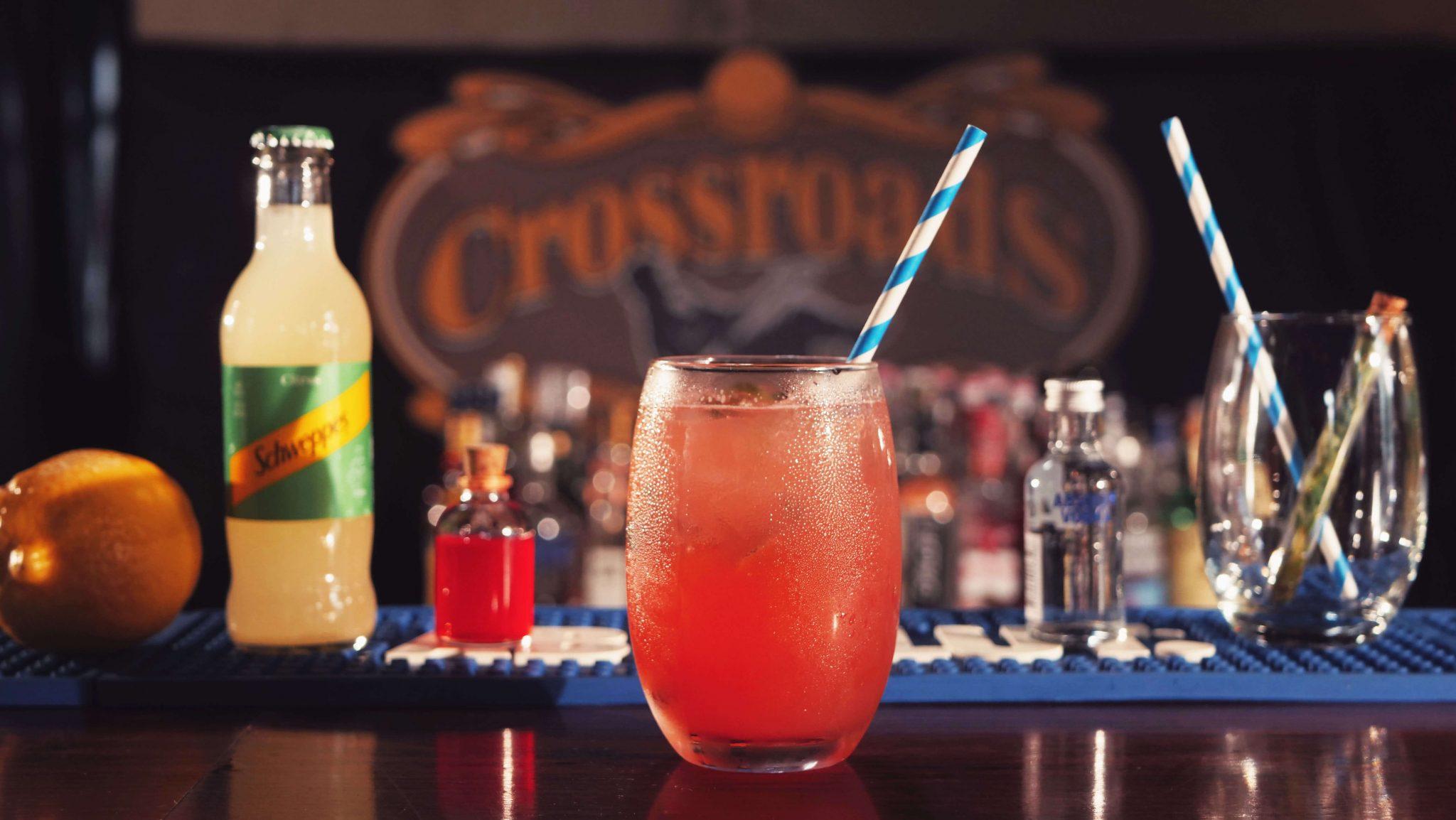 Bar Crossroads - Drink Absolut Shaddock Citrus - Cred João Vitor Miguel (1)
