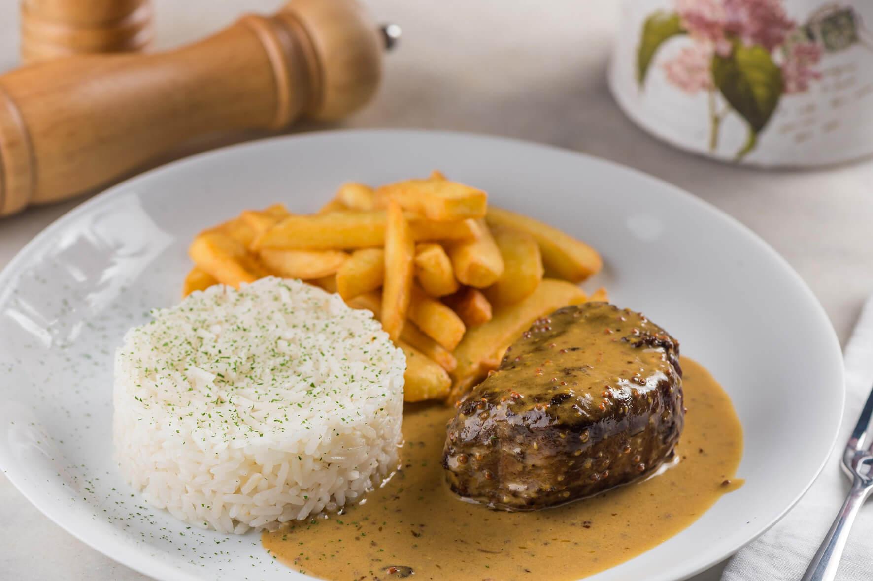 Filet Mignon - Laurier