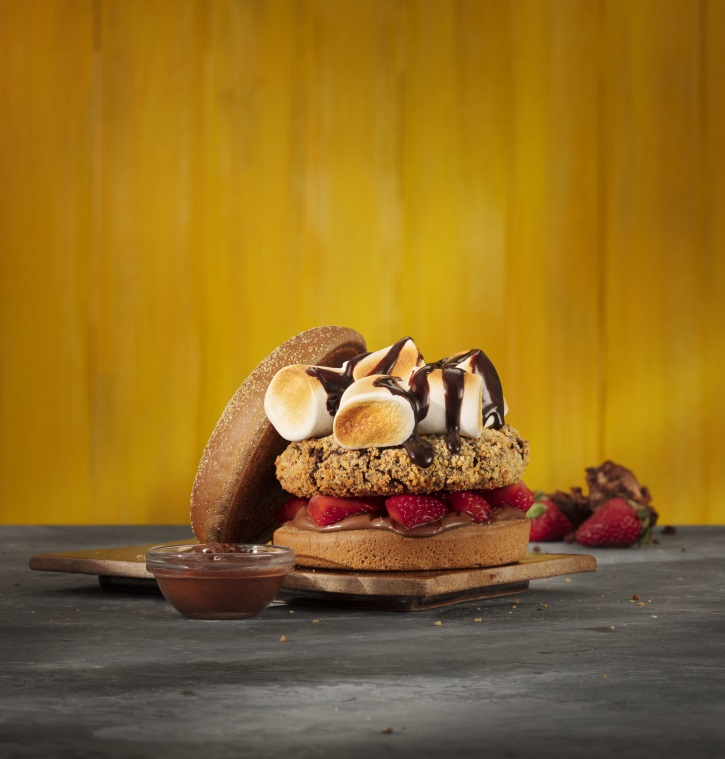 Outback Burger Doce