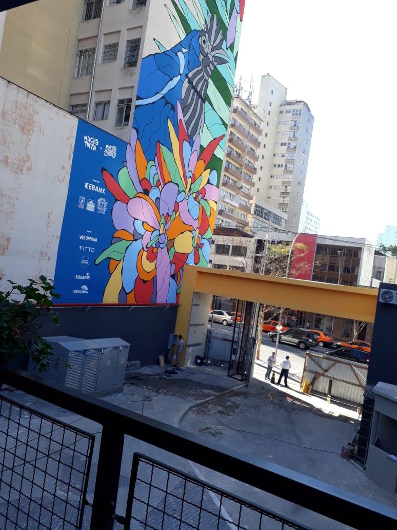 imagem obra Vila 2