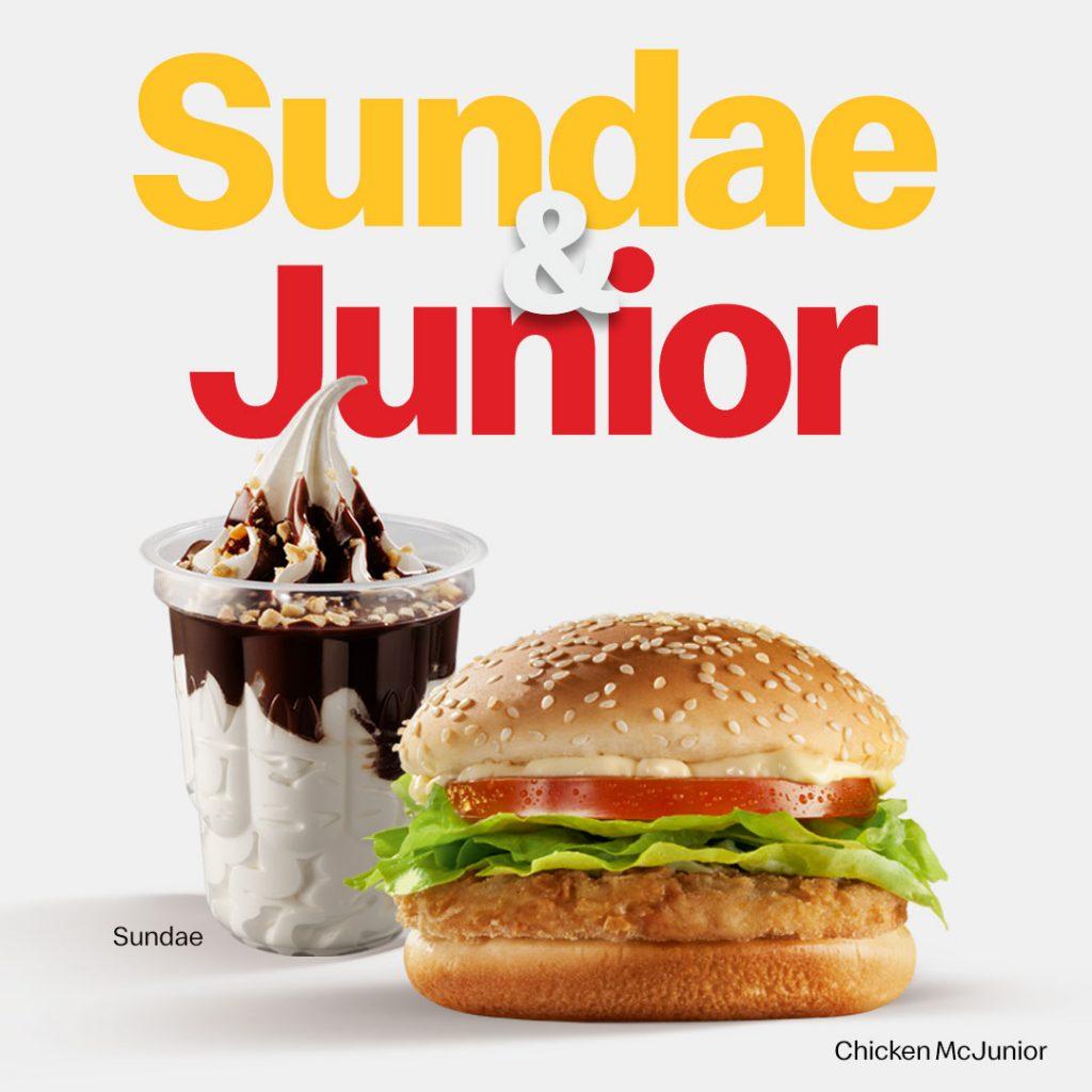 Sundae&Junior