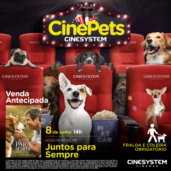 cinema petfriendly
