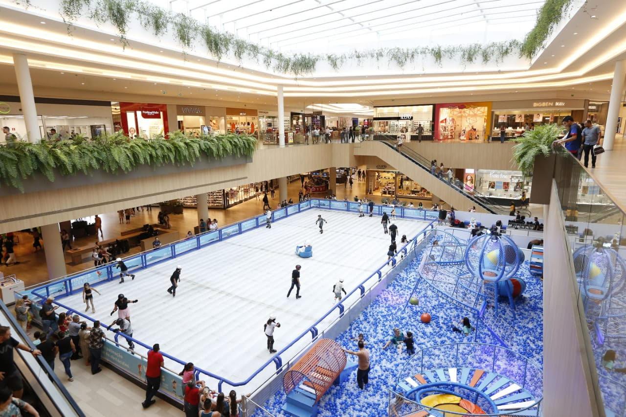 pista de patinação jockey plaza