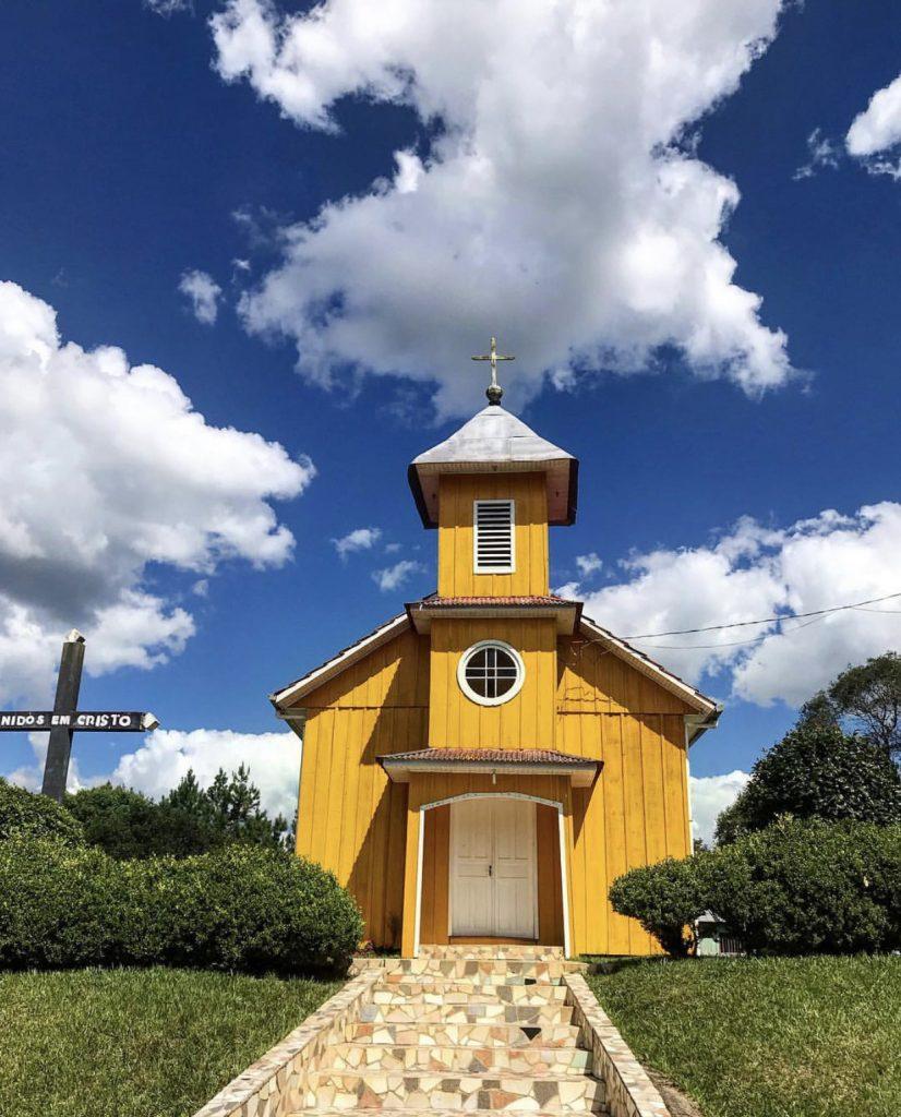 igreja prudentopolis