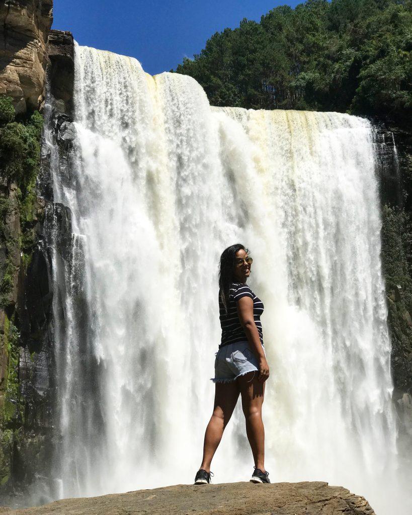 Salto Barão do Rio Branco Prudentópolis