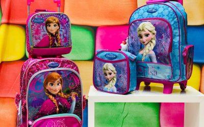 Sucesso nas telonas, Frozen também marca presença nas vitrines do Shopping Curitiba