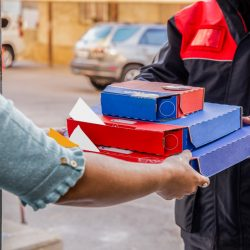 Delivery de comida em Curitiba