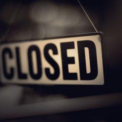 fechado
