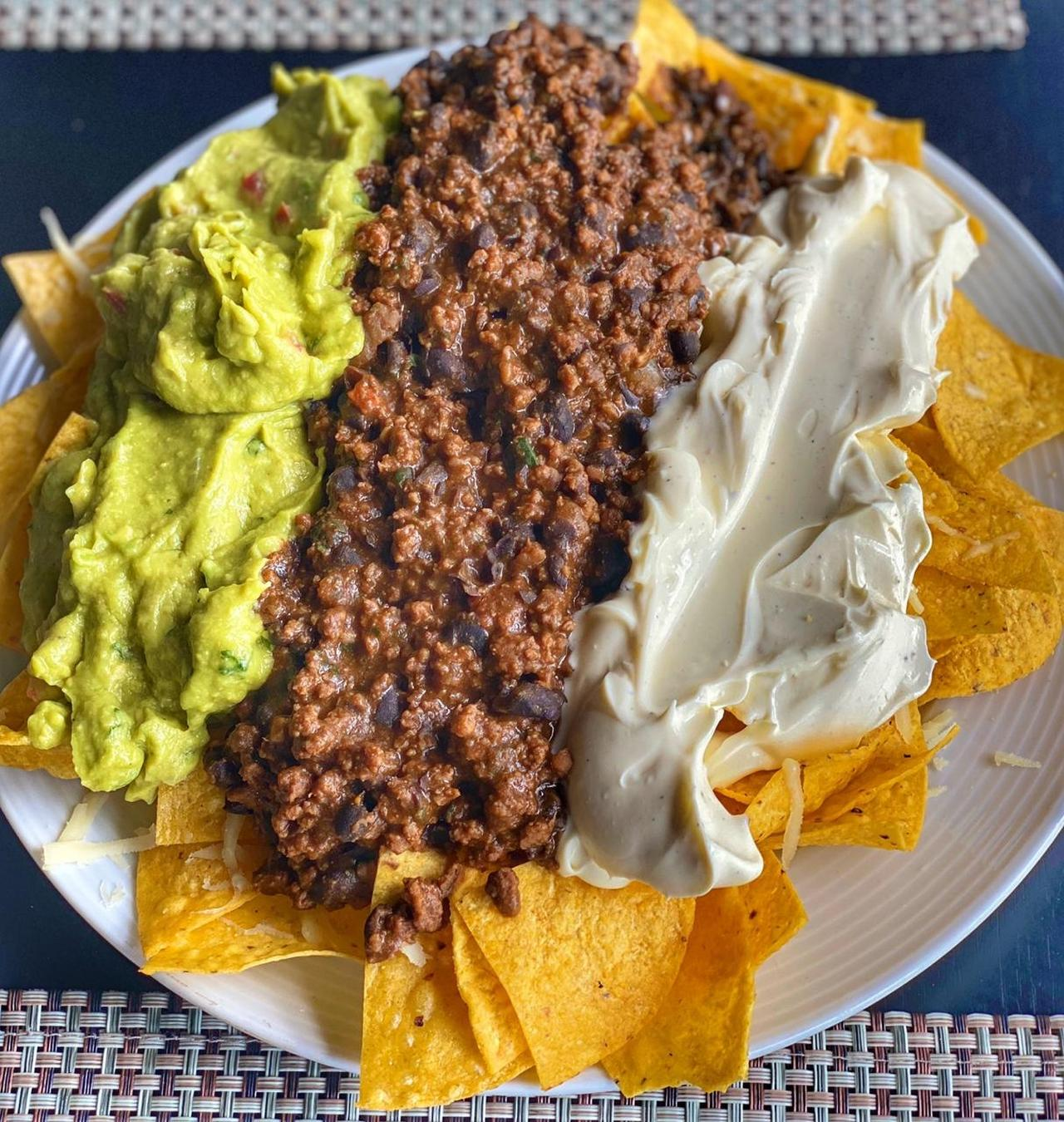 Comida mexicana - Restaurante Passauna Paddle Club
