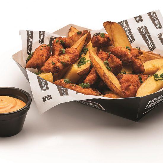 MustangSally - Chicken n Chips
