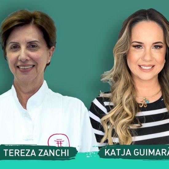 Tereza Zanchi e Katja Guimarães
