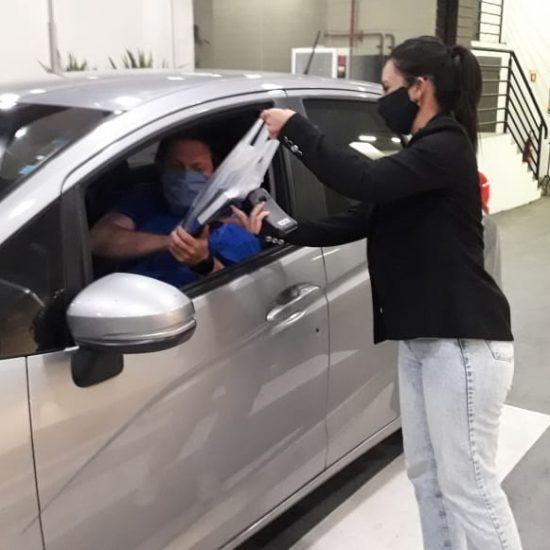 drive thru shopping curitiba