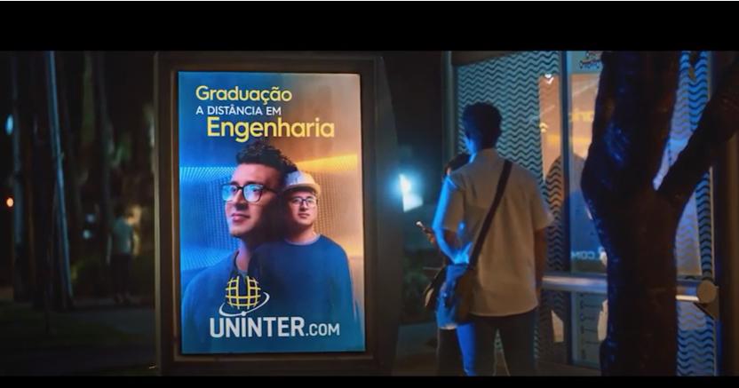Campanha Grupo Uninter