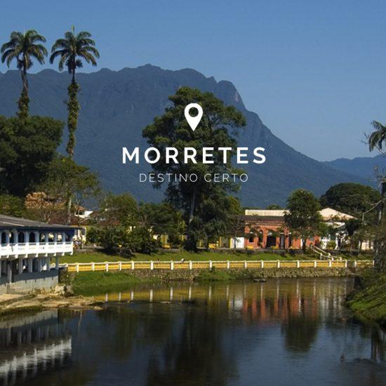 Centro hist—rico de Morretes