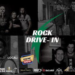 Autocine show traz evento de rock no modelo drive-in
