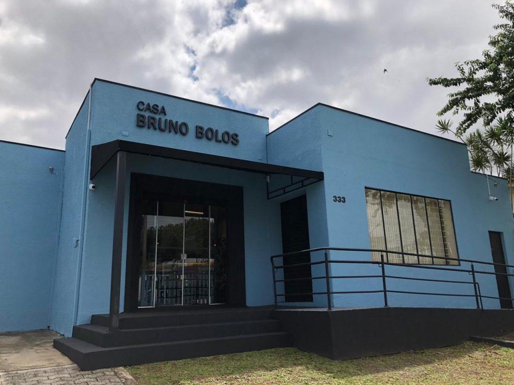 Fachada Casa Bruno Bolos